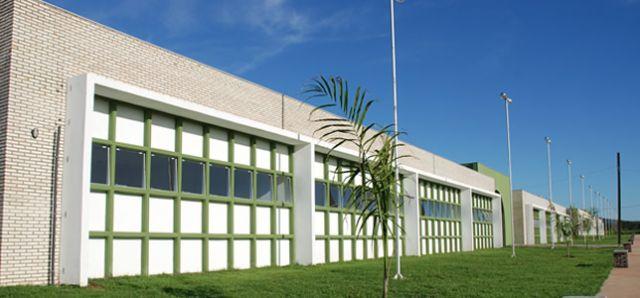 Foto Cidade Universitária, arquivo Secom.